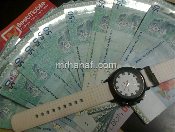 insentif RM20