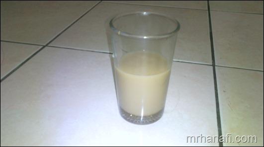 secawan kopi