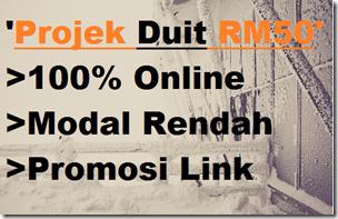 Projek Duit RM50