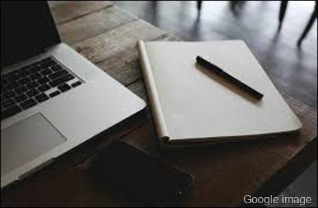 seorang penulis blog