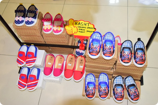 kasut kanak-kanak