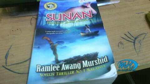FB IMG 14977227090547181 - Review Novel Sunan Nanggroe Sang Kembara