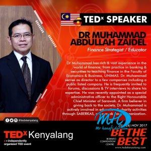 IMG 20171120 WA0008 300x300 - Jom Jumpa Speaker TEDxKenyalang 2017 Di Borneo Convention Centre Kuching