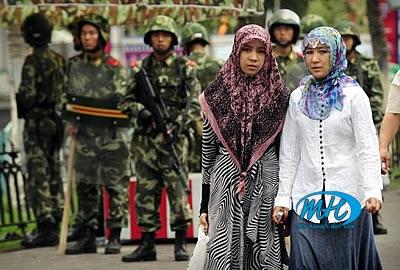 etnik uyghur