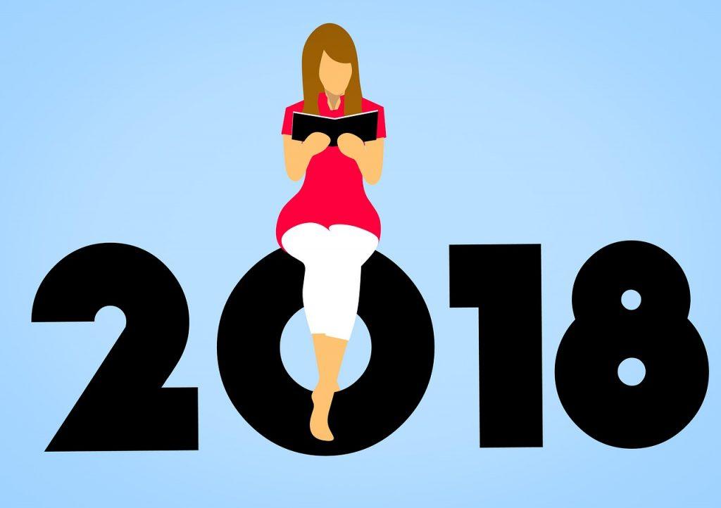 tahun baharu 2018